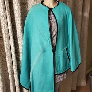Coach Pull-Over Cape One Size